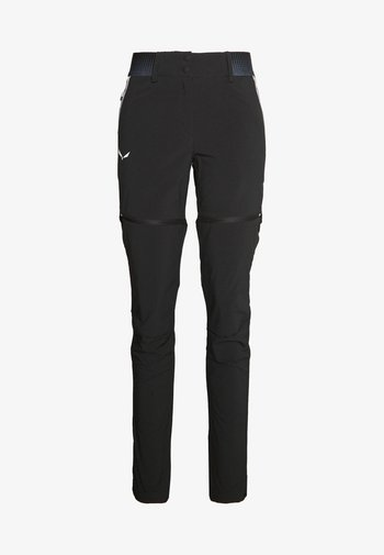 PEDROC - Outdoor trousers - black out