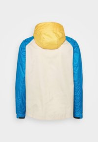 Nike Performance - TRAIL WINDRUNNER  - Chaqueta de deporte - solar flare/beach/laser blue/reflective silver - 7