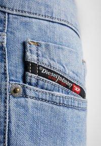 Diesel - TEPPHAR-X - Slim fit jeans - light-blue denim - 5
