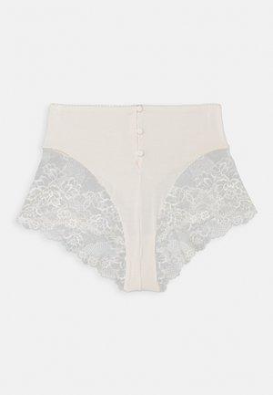 HOLLIE SHORT - Pants - bone