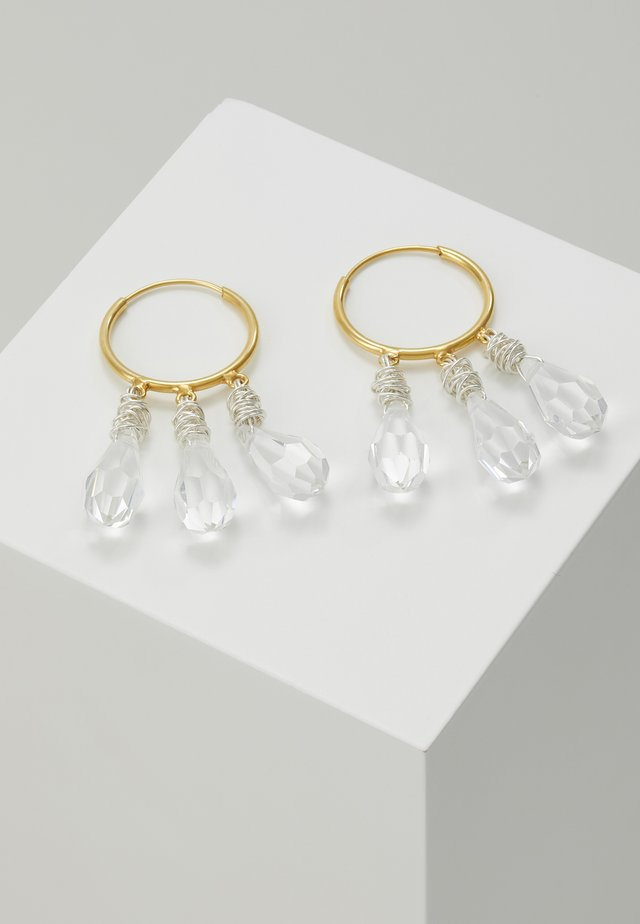 CARMEN EARRINGS - Boucles d'oreilles - gold