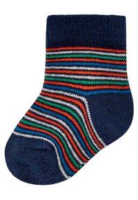 Next - 5 PACK DINOSAUR  - Socks - green - 1