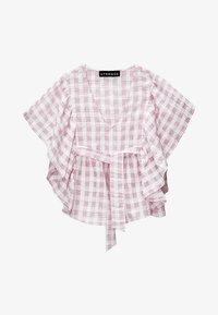 Uterqüe - Blouse - pink - 5