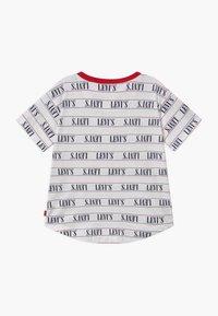 Levi's® - RINGER TEE - T-Shirt print - white - 1