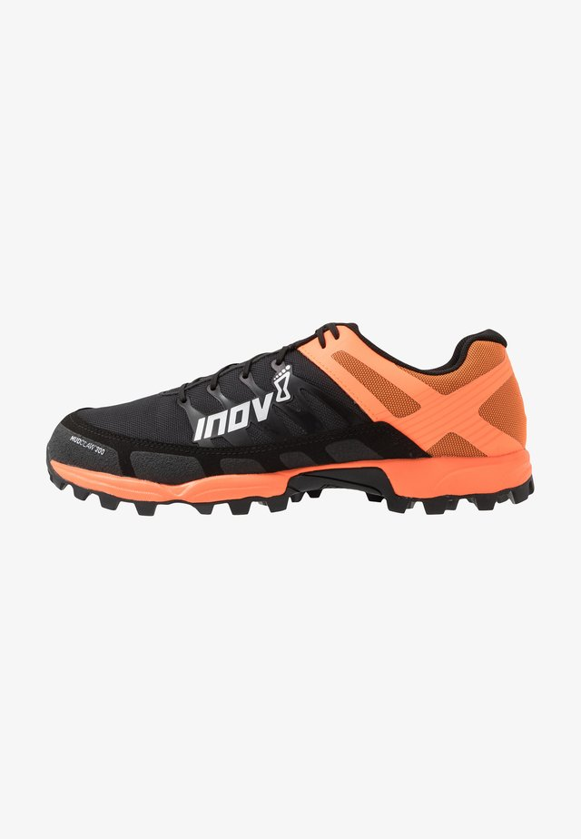 MUDCLAW™ 300 - Trail running shoes - black/orange
