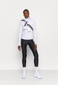 Kappa - HEDI - Langærmede T-shirts - bright white - 1