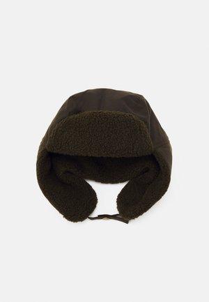 MORAR WAX TRAPPER UNISEX - Hat - olive