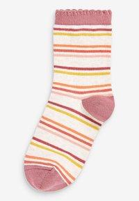 Next - 5 PACK - Socks - orange - 1
