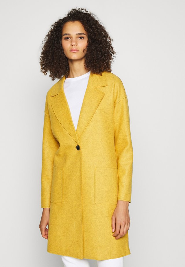 ONLNANA MALIA COATIGAN - Cappotto classico - golden yellow