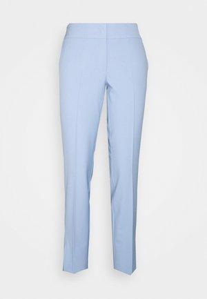 FILM - Trousers - azzurro