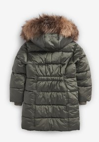 Next - Winter coat - green - 1