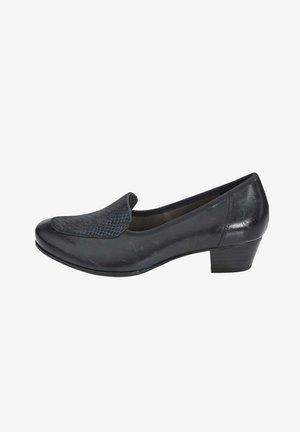 TROTTEUR - Classic heels - dunkelblau