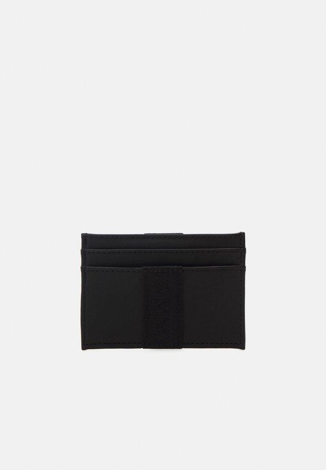 LOGO TAPE HOLDER - Peněženka - black