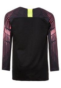 Nike Performance - GARDIEN II - Goalkeeper shirt - black - 1