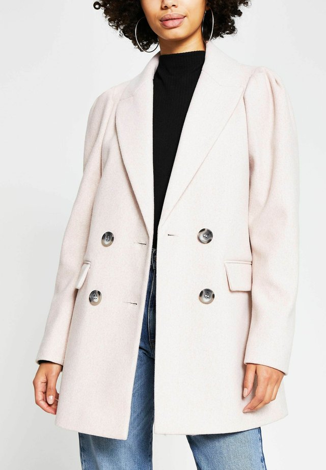 Manteau court - pink