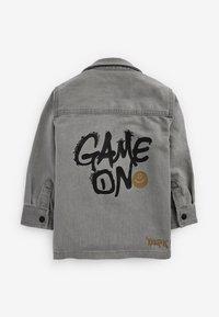 Next - Shirt - grey - 4
