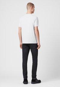 AllSaints - BRACE - Basic T-shirt - blue - 2