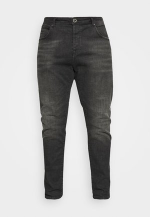 MARSHALL - Džíny Slim Fit - black