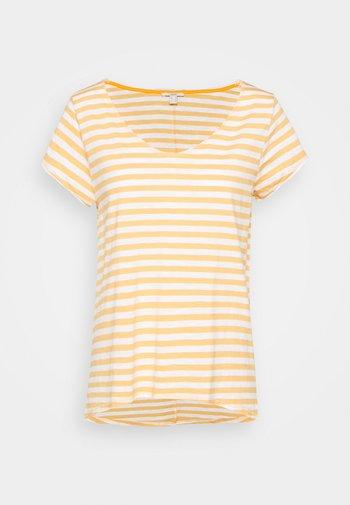 SLUB - Print T-shirt - off white