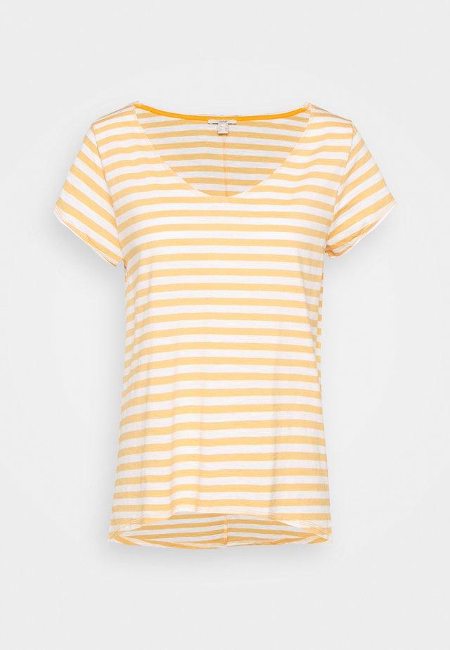 SLUB - T-Shirt print - off white