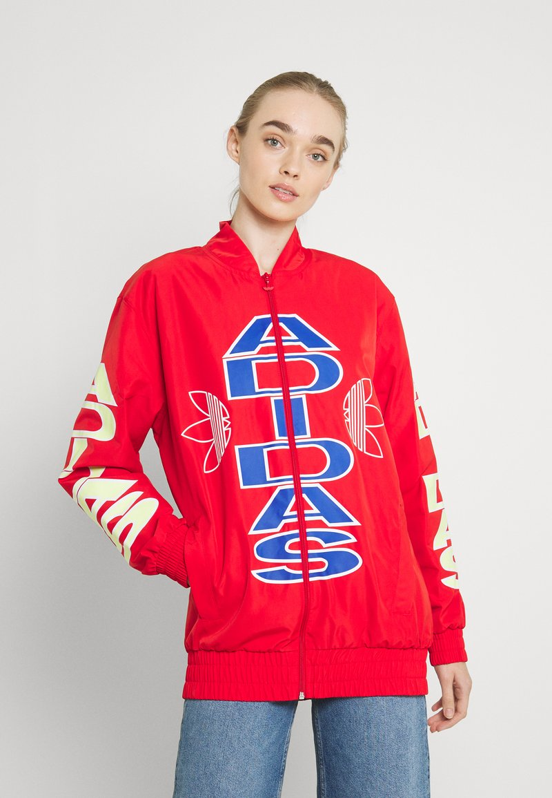 adidas Originals - WINDBREAKER - Training jacket - vivid red