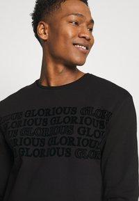 Glorious Gangsta - ESTEN CREW - Sweatshirt - black - 3