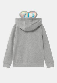 IKKS - HOLLOGRAM GOOGLES AND HEADPHONES ZIP UP HOODIE - Zip-up hoodie - gris - 1