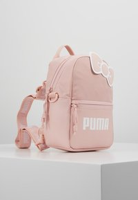 Puma - PUMA X HELLO MINIME BACKPACK - Reppu - pink dogwood - 3