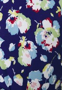 Lauren Ralph Lauren - PRINTED MATTE DRESS - Jersey dress - sporting royal - 2