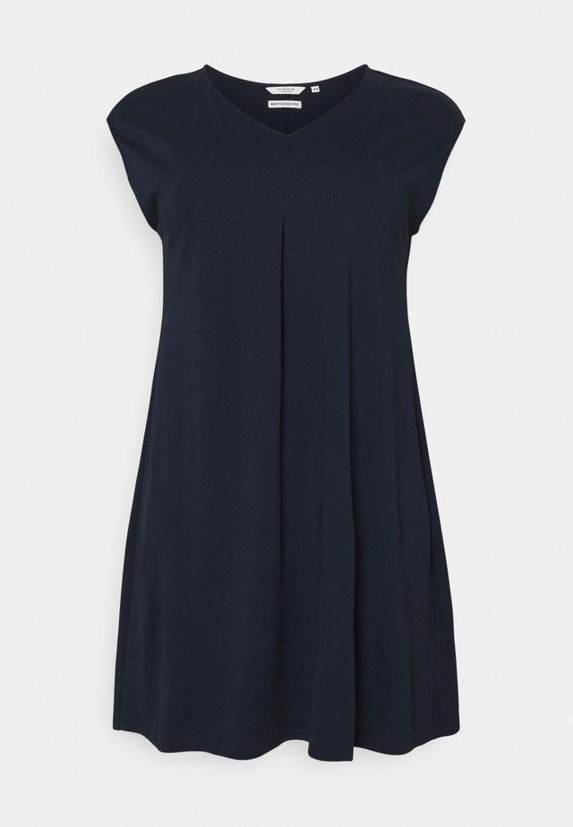 DRESS COZY BASIC - Jerseyjurk - sky captain blue