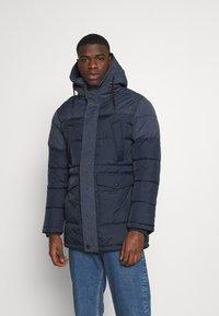 Jack & Jones - JCOBOSTON - Winter coat - navy blazer - 0
