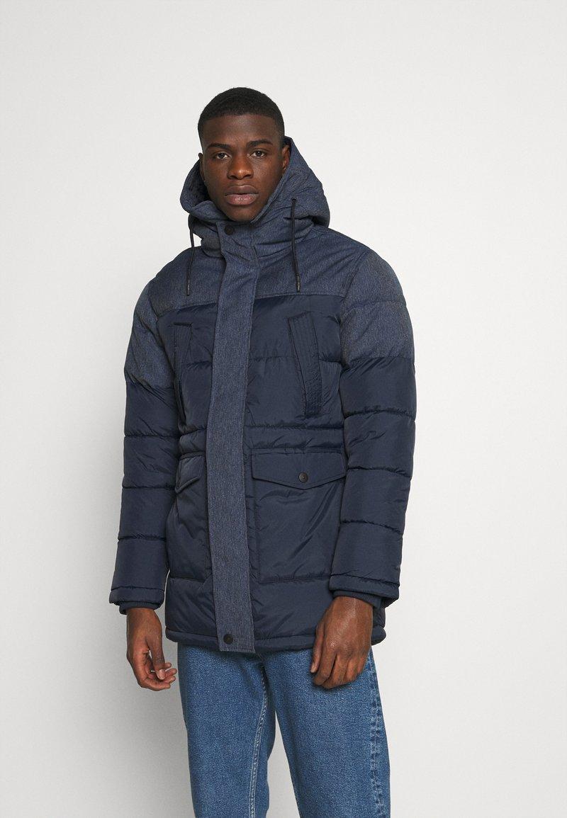 Jack & Jones - JCOBOSTON - Winter coat - navy blazer