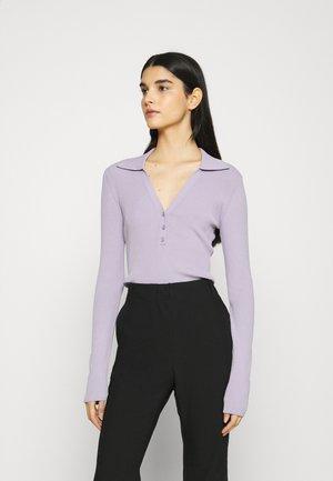 FLAVIA - Camiseta de manga larga - purple dusty light