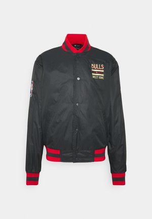 NBA CHICAGO BULLS CITY EDITION JACKET - Kurtka sportowa - anthracite