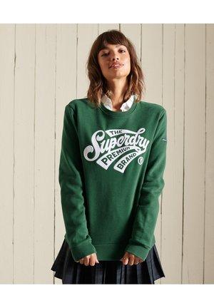 SCRIPT STYLE  - Sweatshirt - bowling green