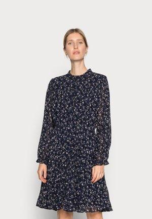 NORRIE SHORT DRESS - Vapaa-ajan mekko - maritime blue