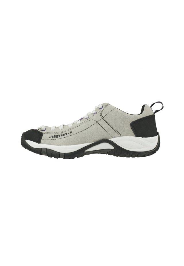 LOU - Neutral running shoes - grau