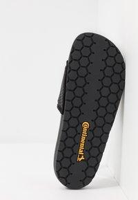 adidas Performance - TERREX ADILETTE SLIDES - Sandali da bagno - core black/footwear white - 4