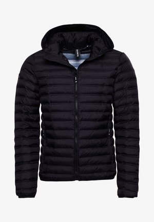 Down jacket - black