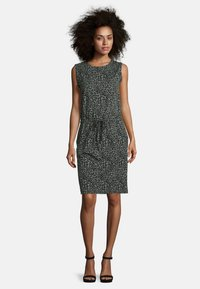 Cartoon - Jersey dress - grün/schwarz - 0