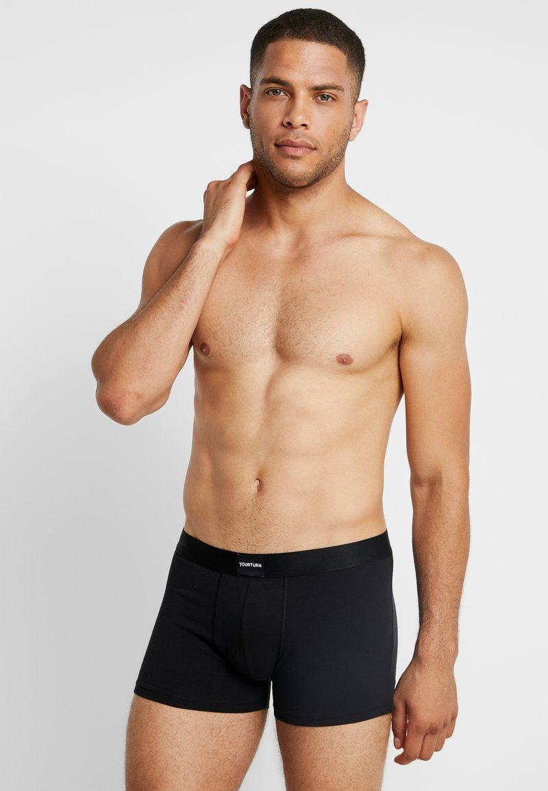 YOURTURN - 12 PACK - Underkläder - black
