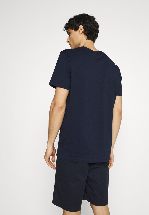 GAP CITY ARCH TEE - T-shirt z nadrukiem - london/czerwony Odzież Męska YWUK
