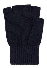 Carhartt WIP - MILITARY MITTEN UNISEX - Fingerless gloves - dark navy - 2