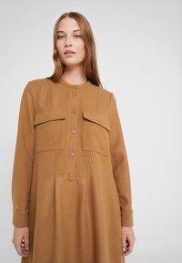 Lovechild - PAULA - Shirt dress - camel - 5