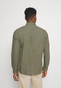 Wrangler - FLAP - Košile - dusty olive - 2