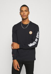 Converse - BUGS BUNNY X CONVERSE FASHION TEE - Long sleeved top - black - 2