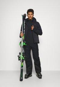 Kjus - MEN SIGHT LINE  - Ski jacket - black - 1