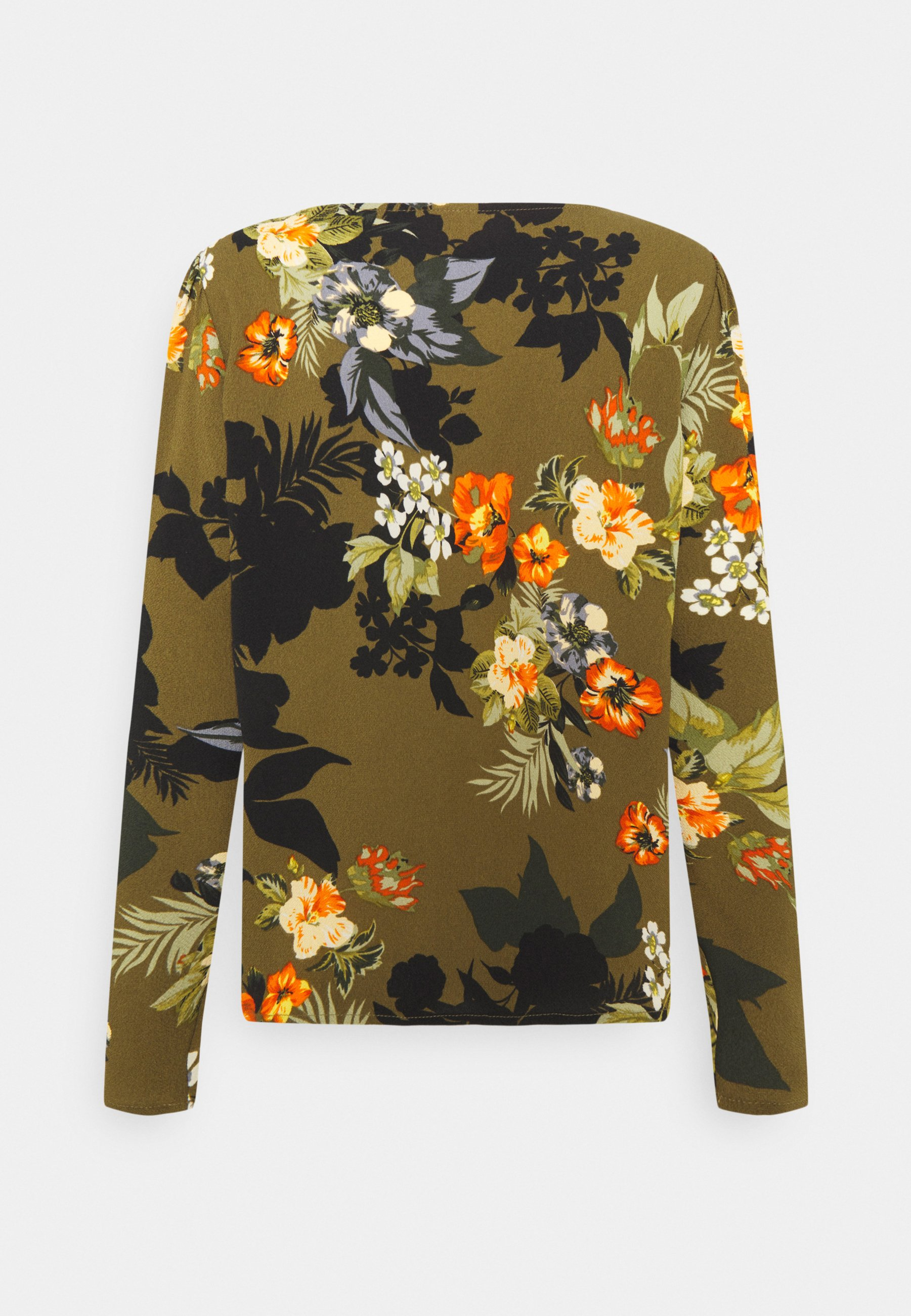 Women VIZEBBA V  NECK - Long sleeved top