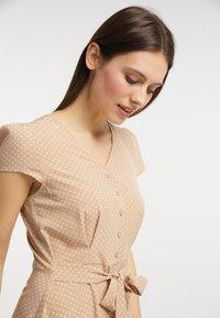 usha - Shirt dress - beige - 3