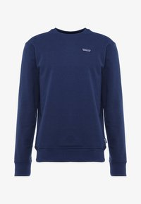 Patagonia - LABEL UPRISAL CREW  - Sweater - classic navy - 4